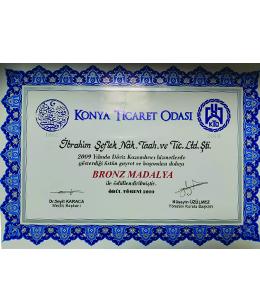 KTO  Bronze Medal