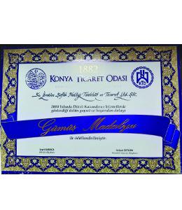 KTO Silver Medal